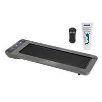 WALK MACHINE + Slimming Gel - Tapis de marche motorisé